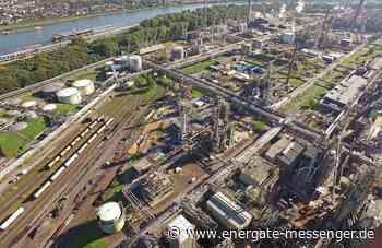 Shell eröffnet Wasserstoff-Elektrolyse in Wesseling - energate messenger