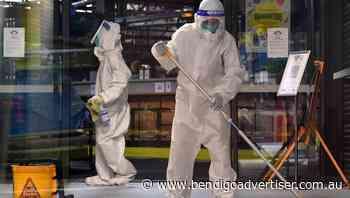 Vic hospital staff isolate over COVID case - Bendigo Advertiser