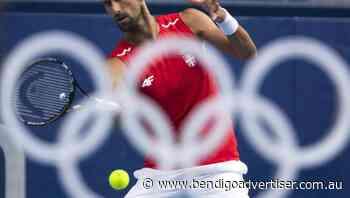 Djokovic not distracted by 'golden slam' - Bendigo Advertiser