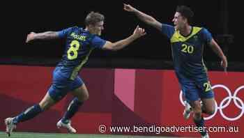 Olyroos stun Argentina for opening win - Bendigo Advertiser