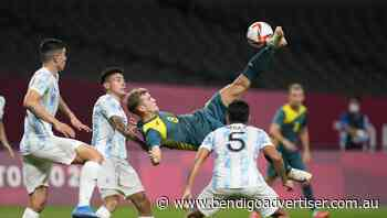 Tokyo Olympics: Olyroos upstage Argentina 2-0 - Bendigo Advertiser