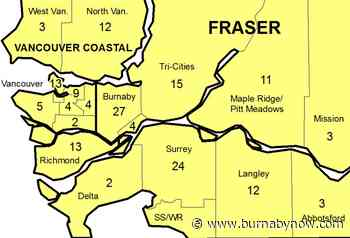 Burnaby COVID-19 cases nearly double in a week - now more than Surrey - Burnaby Now