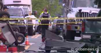 2 dead following Burnaby crash - Global News
