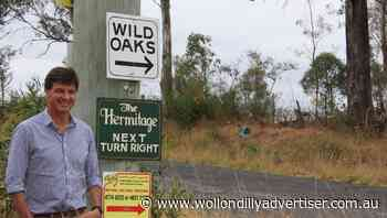 Notorious road in The Oaks receives funding upgrade - Wollondilly Advertiser