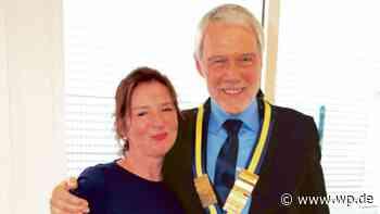 Arno Riedel aus Winterberg leitet jetzt den Rotary-Club - Westfalenpost