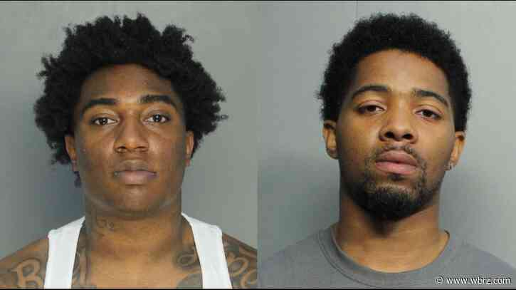 Baton Rouge rappers Lit Yoshi, Fredo Bang arrested in Miami