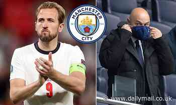 Harry Kane 'set to join Manchester City from Tottenham in £160m deal this summer'