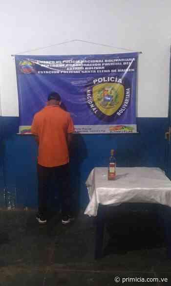Detenido en Santa Elena de Uairén por violar la cuarentena - primicia.com.ve