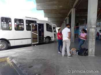 Viajes de Ciudad Guayana a Santa Elena de Uairén siguen prohibidos - primicia.com.ve