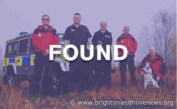 Brighton and Hove News » Missing girl from Brighton returns home - Brighton and Hove News