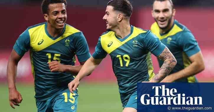 Australia stun 10-man Argentina at Olympics with Wales and Tilio strikes