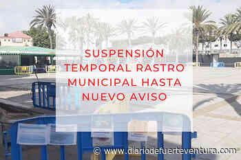 Suspendida la celebración del Rastro dominical de Puerto del Rosario como medida preventiva - Diario de Fuerteventura
