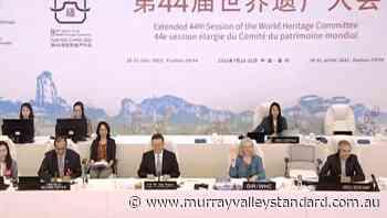 Australia awaits UNESCO reef vote - The Murray Valley Standard