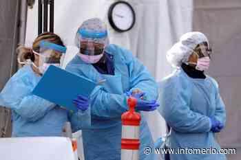 Ascienden a 304 los casos de Coronavirus registrados este jueves - Infomerlo.com