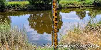 Hochwasser in Datteln: Ahsen und Hagem sind die Risikogebiete - Dattelner Morgenpost