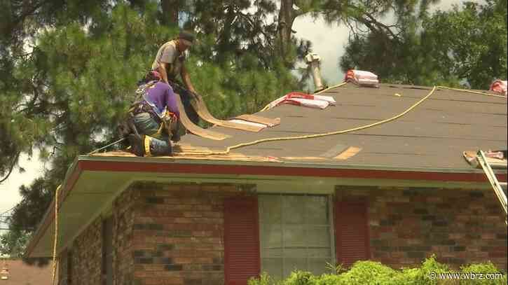 Roofing program experiencing delays, hope to have projects completed in 2022
