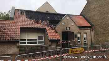 Gravelines: l'un des incendiaires de l'école Anatole-France condamné L'incendie avait fait grand - La Voix du Nord