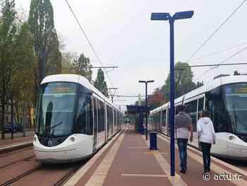Rouen. Un homme filme sous sa robe dans le tram, elle est secourue par les contrôleurs - 76actu