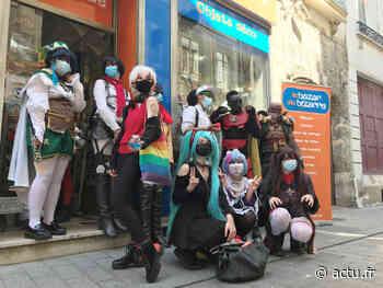 Concours de cosplay à Rouen : votez pour votre costume favori ! - actu.fr