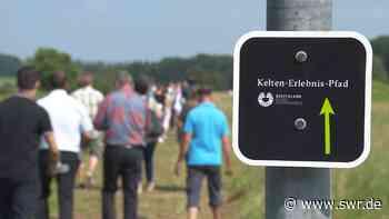 Interaktiver Keltenerlebnispfad in Grabenstetten - SWR