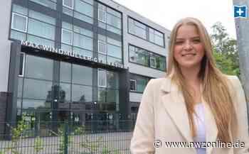 Larissa Tönjes aus Emden: Top-Abiturientin möchte an Berliner Charité studieren - Nordwest-Zeitung