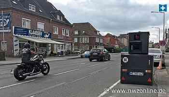 Verkehr: Emden testet neue Blitzer - Nordwest-Zeitung