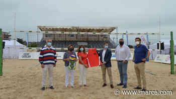 Laredo acoge la tercera parada del Madison Beach Volley Tour - MARCA.com