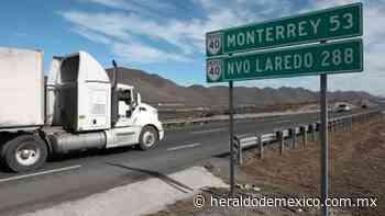Desapariciones en carretera Monterrey-Nuevo Laredo se han registrado desde hace 3 años: Greta Martínez - El Heraldo de México