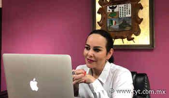 Alcaldesa electa de Nuevo Laredo responde a Samuel García: pide dejar divisionismo - Revista TyT