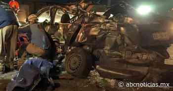 Hombre muere tras ser atropellado por un auto sobre la carretera a Laredo - ABC Noticias MX