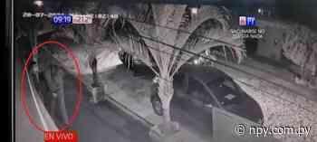 Robo de auto e intento de rapto en Villa Elisa | Noticias Paraguay - NPY