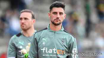 Borussia Mönchengladbach: Stindl muss pausieren - Bundesliga.de