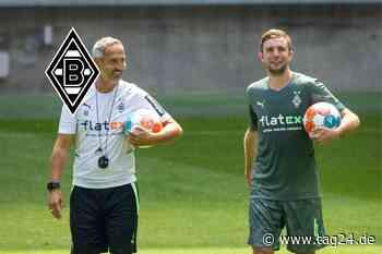 Tag 1 im Camp - Borussia Mönchengladbach-Coach Hütter: Deshalb ist Kramer so wichtig! - TAG24