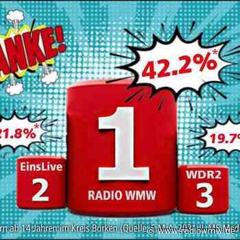 RADIO WMW meistgehörter Radiosender im Kreis Borken - RADIO WMW