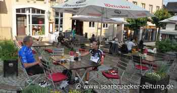 Nicht nur Radfahrer schätzen den Dompropst in Wadern - Saarbrücker Zeitung