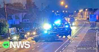 Fransman die met opzet agent aanreed in Rijsel en in Zonnebeke werd opgepakt, is weer vrij - VRT NWS