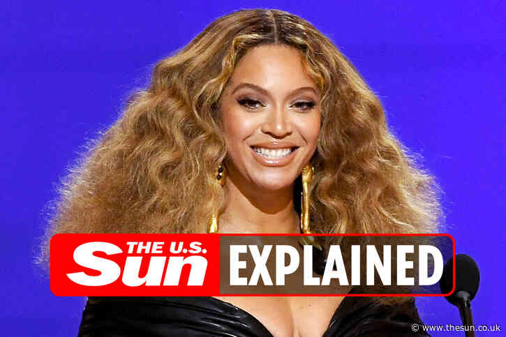What happened to Beyonce's house?