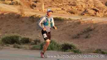 Extremsportler läuft 450 Kilometer um Gebirgssee in Kirgistan - warum? - Augsburger Allgemeine