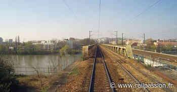 RP286 : Entre Paris-Saint-Lazare et Pontoise. Découvrez la ligne J avec l'œil du conducteur (1re partie) - Rail Passion