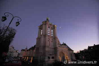Visite libre de l'église Notre-Dame de Pontoise Église Notre-Dame samedi 18 septembre 2021 - Unidivers