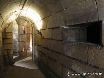 Visite libre des Casemates Parc du musée Pissarro samedi 18 septembre 2021 - Unidivers