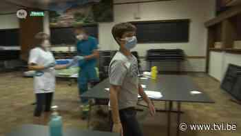Gemeente Heers laat Chiro-jongeren gratis testen om op kamp te vertrekken - TV Limburg