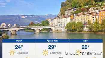 Météo Grenoble: Prévisions du jeudi 22 juillet 2021 - 20minutes.fr