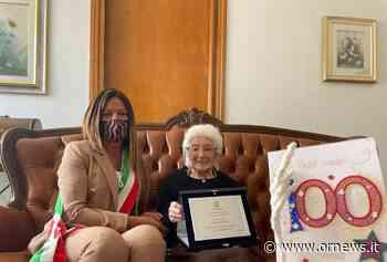 Auguri ad Adelina Pinna, la centenaria di Oristano moglie del grande Leonardo Tatti - ORnews