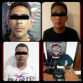 Capturan falsos Cicpc e identifican a su líder - ACN ( Agencia Carabobeña de Noticias)