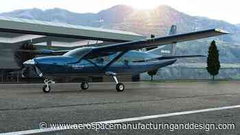 Surf Air Mobility to electrify Cessna Grand Caravan EX aircraft - Aerospace Manufacturing and Design