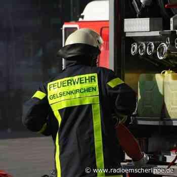 Brandalarm in den Evangelischen Kliniken Gelsenkirchen - Radio Emscher Lippe