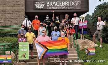 Bracebridge celebrating Muskoka Pride Week - Muskoka Region News