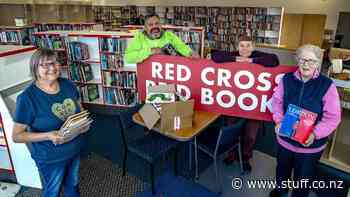 Palmerston North's Red Cross bookshop turns a page - Stuff.co.nz