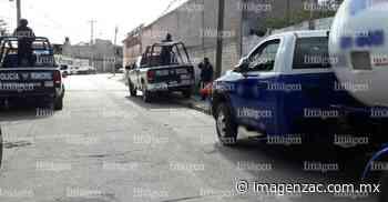 Roban pipa en Guadalupe y aparece en Fresnillo - Imagen de Zacatecas, el periódico de los zacatecanos